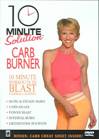 10 MINUTE CARB BURNER (DVD)
